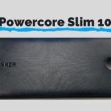 【Anker PowerCore Slim 10000 PD レビュー】使い方 充電方法