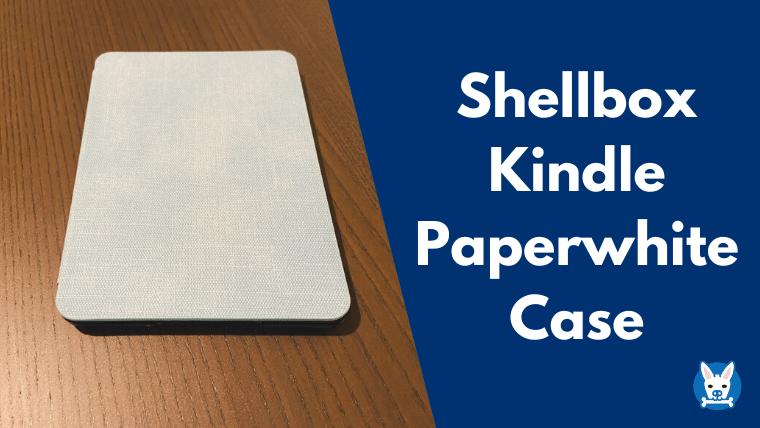 Shellbox Kindle Paperwhite カバーケース