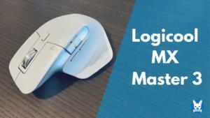 Logicool MX Master 3