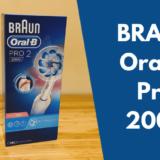 ブラウン オーラルB Pro 2000