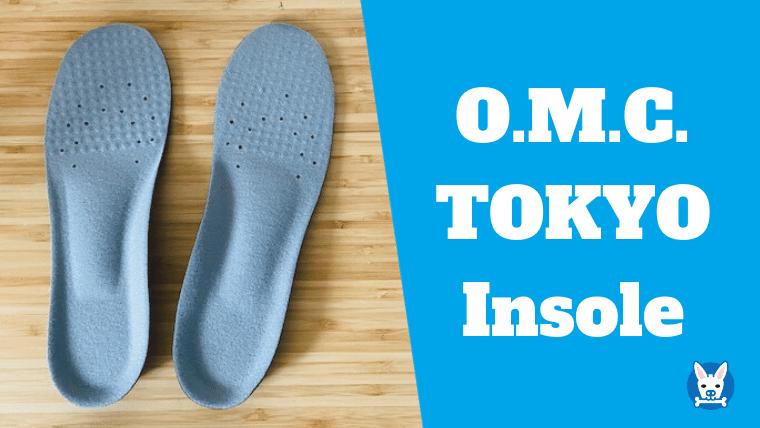 O.M.C. Tokyo インソール