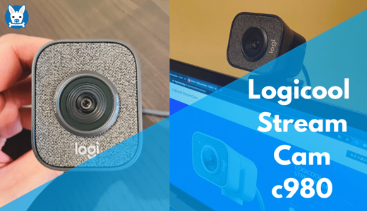 【ロジクール c980 レビュー】Logicool 高性能 おすすめのWebカメラ 【マイク】【Streamcam】【USB変換】