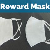 【レワード 立体マスク レビュー】スポーツにもおすすめの 布マスク