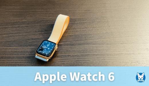 【Apple Watch6 レビュー】評価や健康 できること【アップル ウォッチ6】